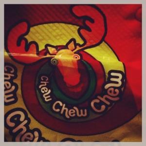 Chew Chew CHEW