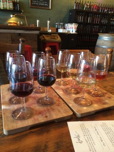 White & Red Tasting Selection